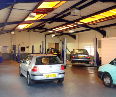 Car diagnostics Leicester
